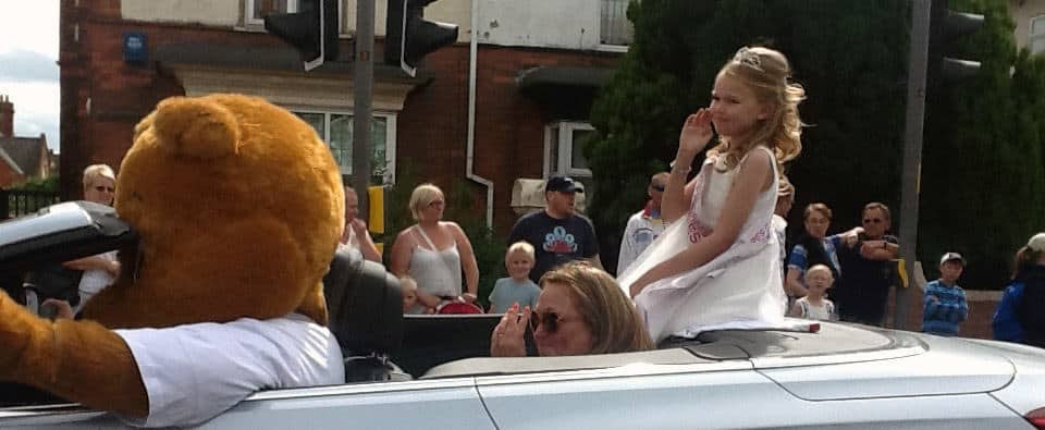 Grimsby Princess Banner - Hair by Cutting Club
